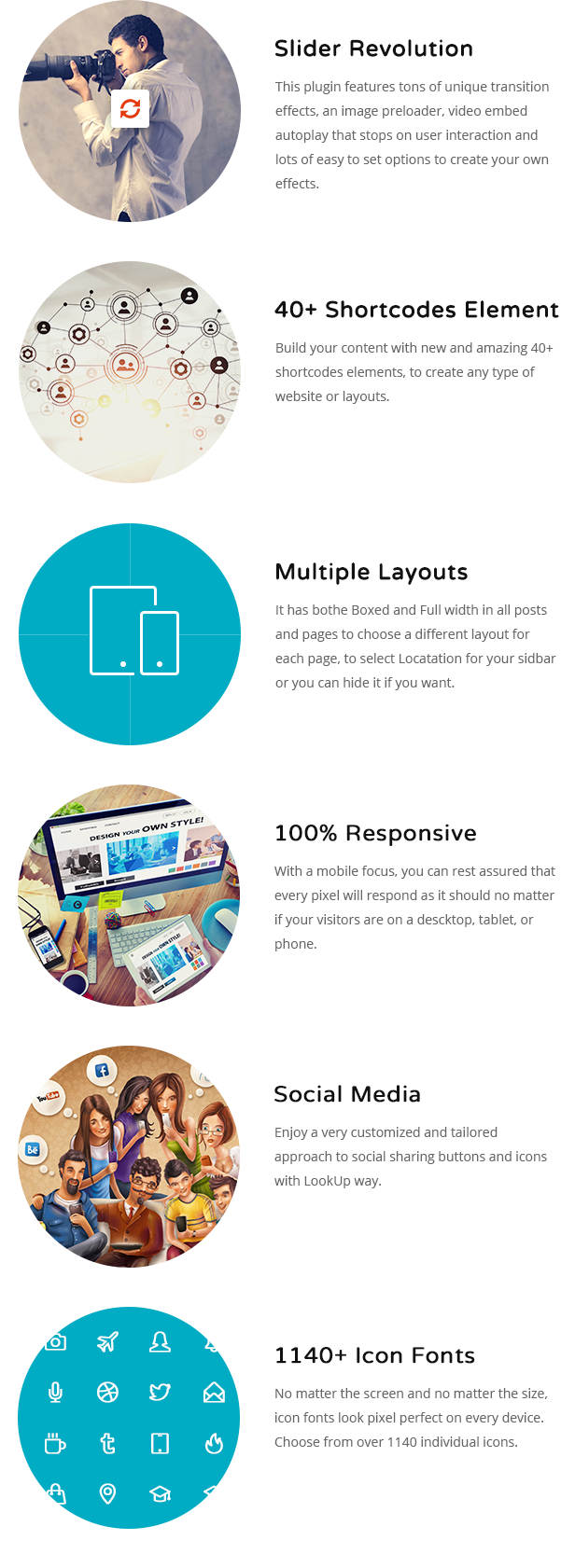 LookUp - Responsive Multi-Purpose HTML5 Template - 2