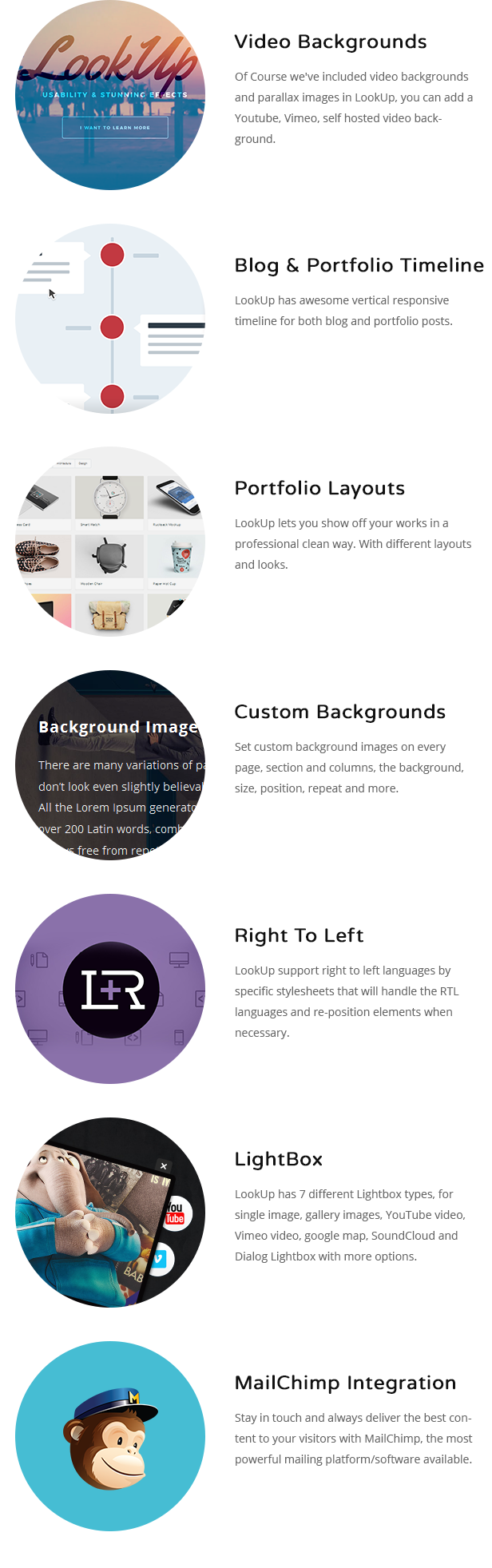 LookUp - Responsive Multi-Purpose HTML5 Template - 5