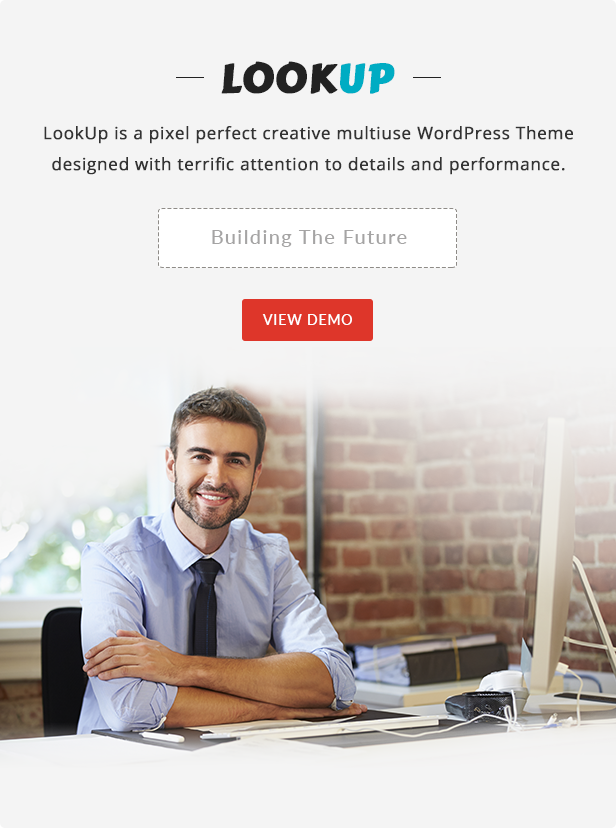 LookUp - Responsive Multi-Purpose HTML5 Template - 7