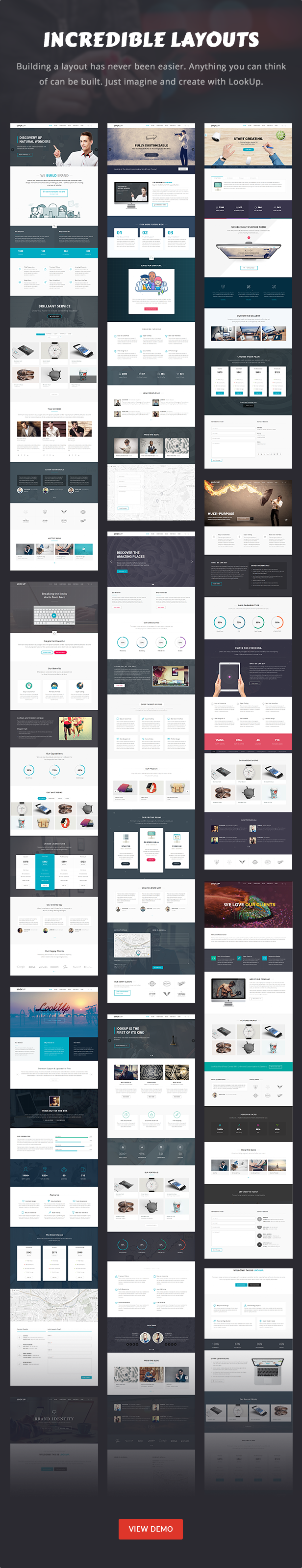 LookUp - Responsive Multi-Purpose HTML5 Template - 1